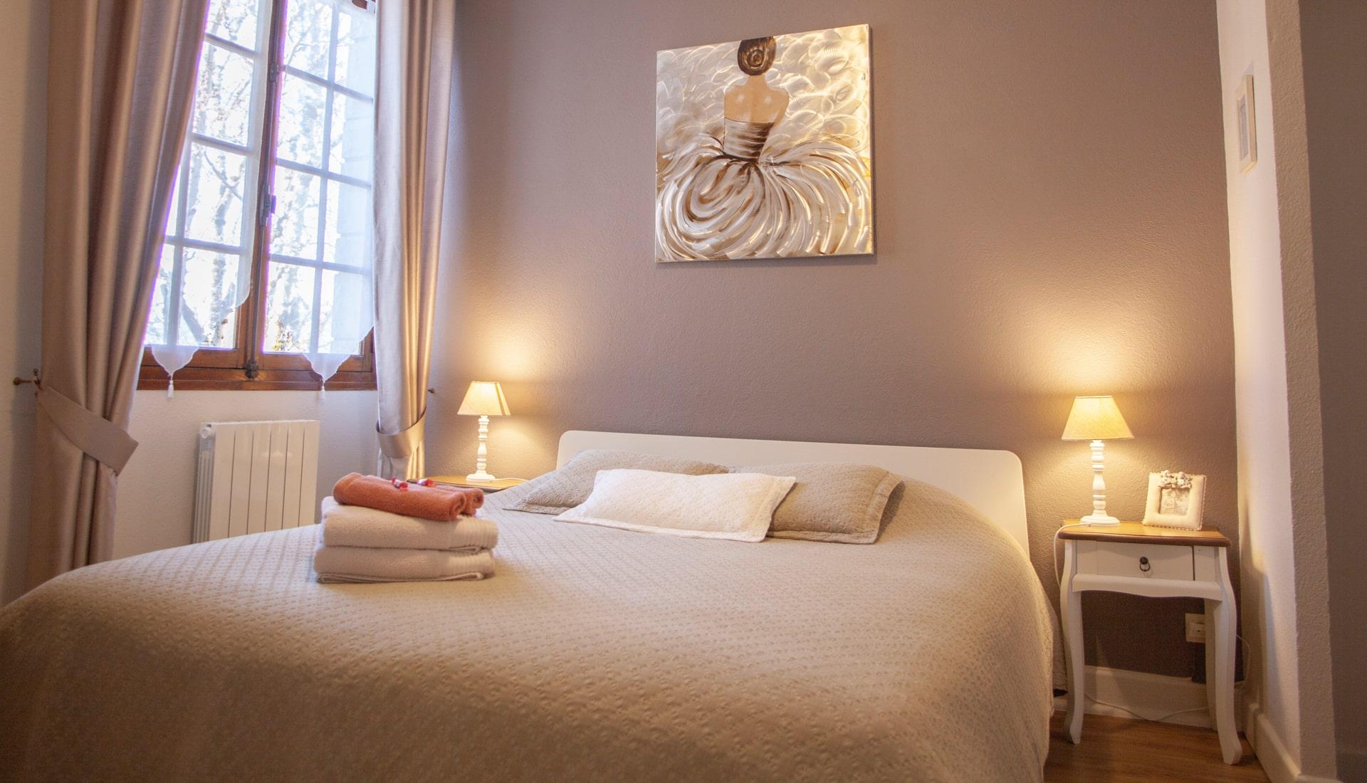 <h1>Chambres & Table d'hôtes Lot & Dordogne</h1>